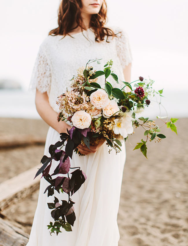 wild beach bouquet