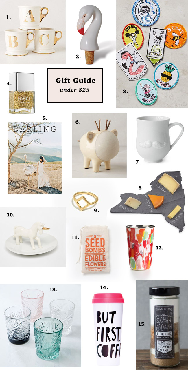 Holiday Gifting 2012: 25 Perfect Presents Under25 recommendations