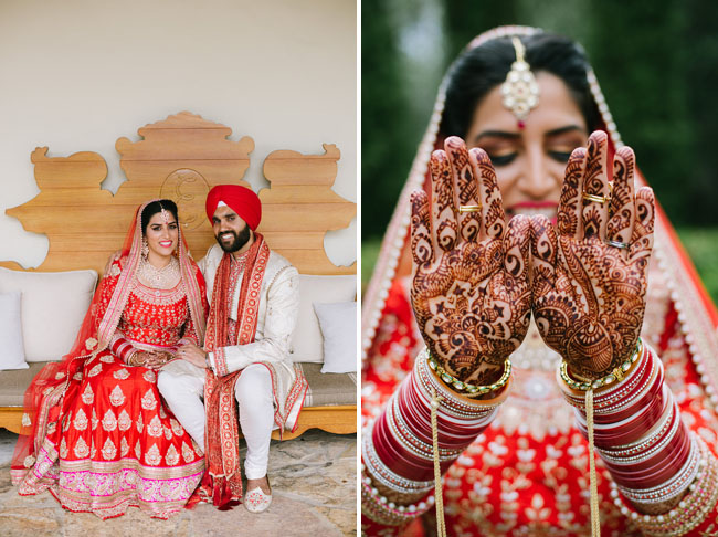 Mehndi Ceremony Guests : Fun eclectic indian wedding aman sonu green