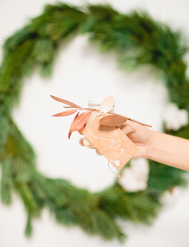 Copper Christmas Inspiration