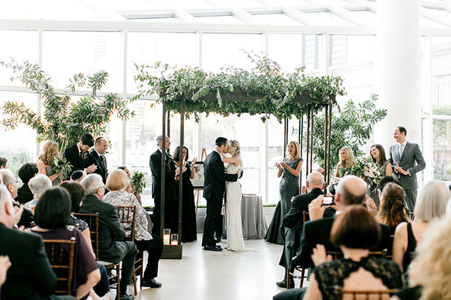 Urban Garden Wedding