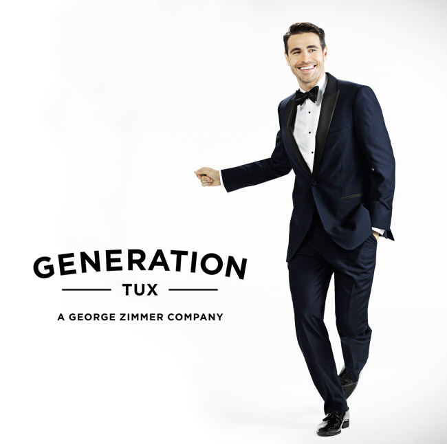 Stylish Suits + Tux Rentals Made Easy with Generation Tux