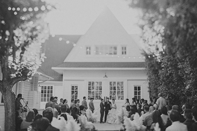 Lombardi House Wedding