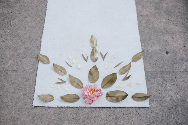 ceremony aisle runner