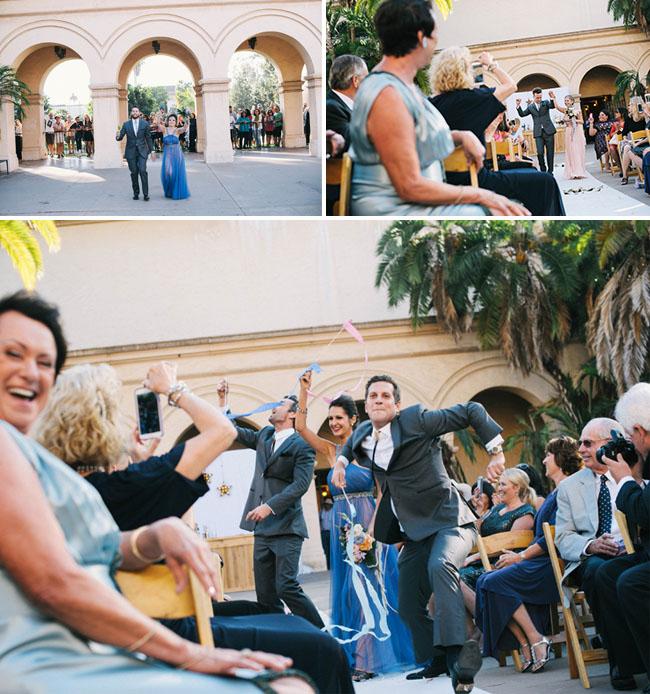 San Diego Ceremony