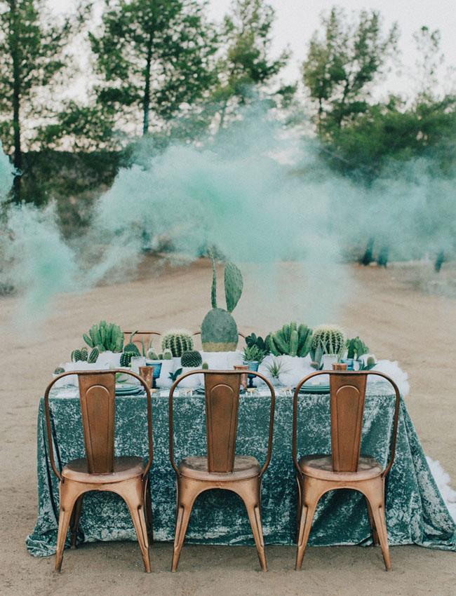 Smoke Bomb Inspiration