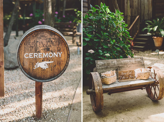 Southern Carnival Wedding