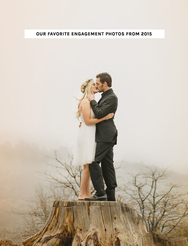 Favorite Engagements of 2015