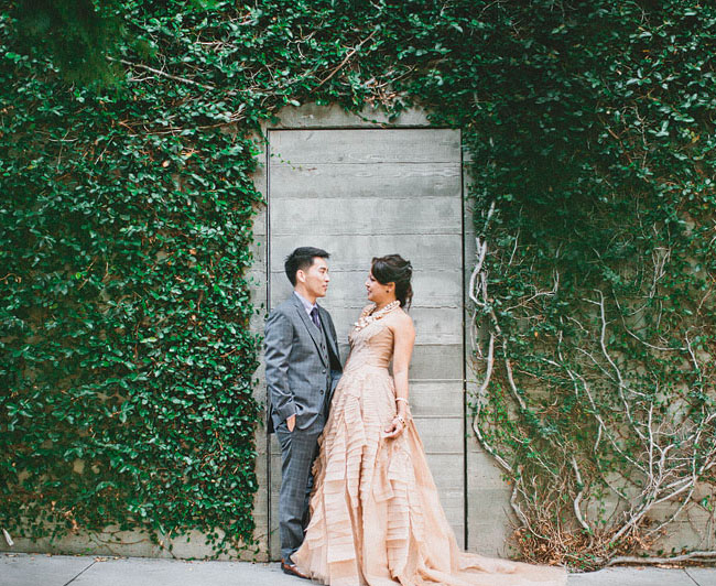 Los Angeles Nature Wedding