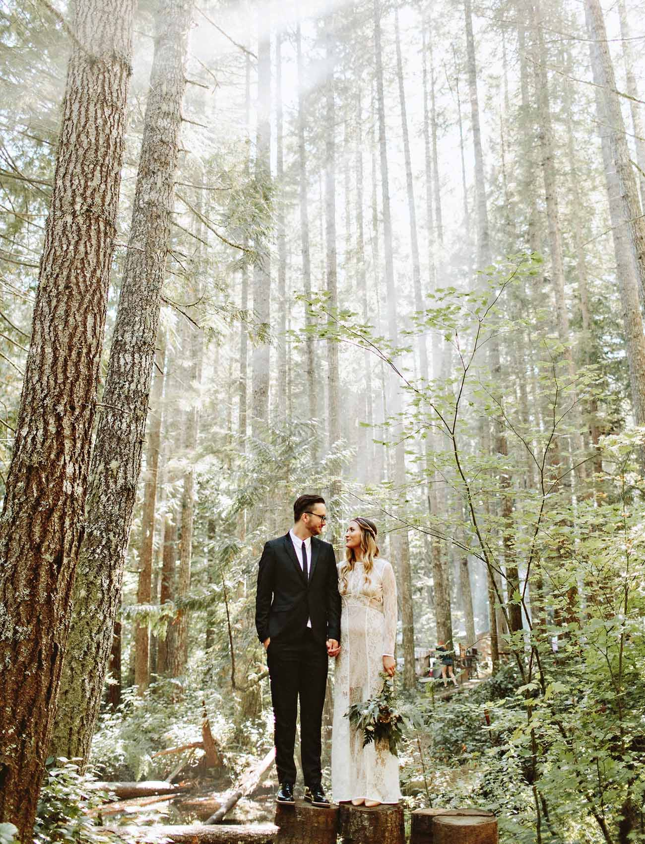 Pacific Northwest Wedding