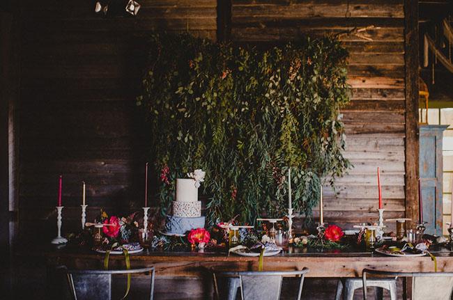 Bold Winter Garden Inspiration