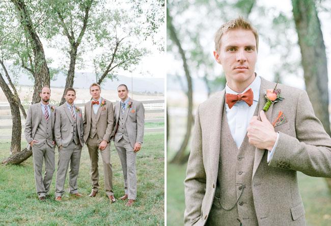 Colorful Boho Colorado Wedding