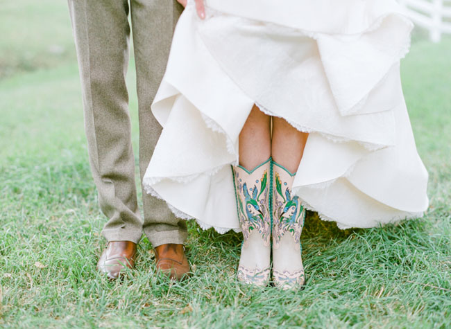 Cowgirl Boots For Wedding Dress 6 Beautiful cowgirl boots