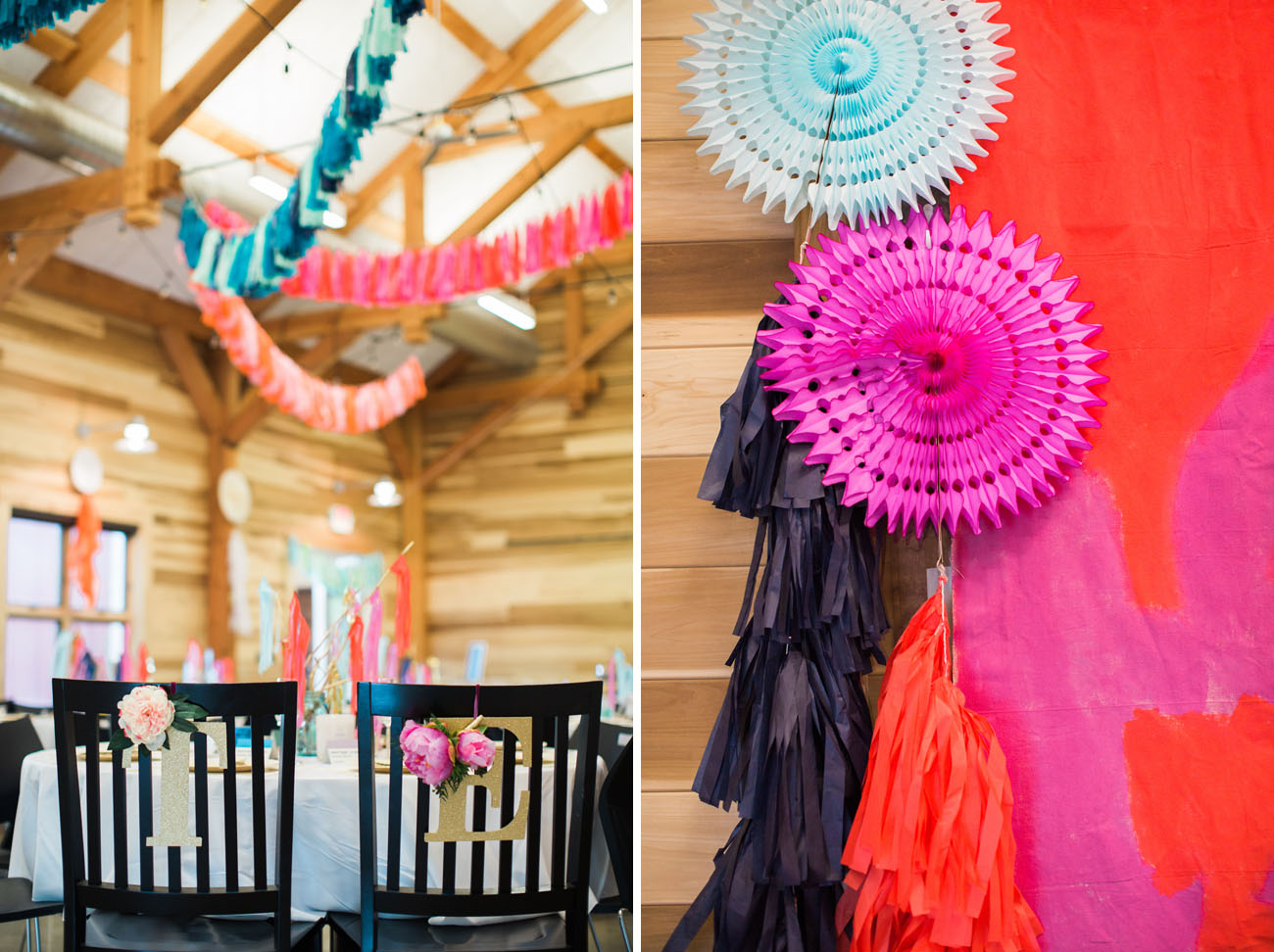 Colorful Ohio Wedding