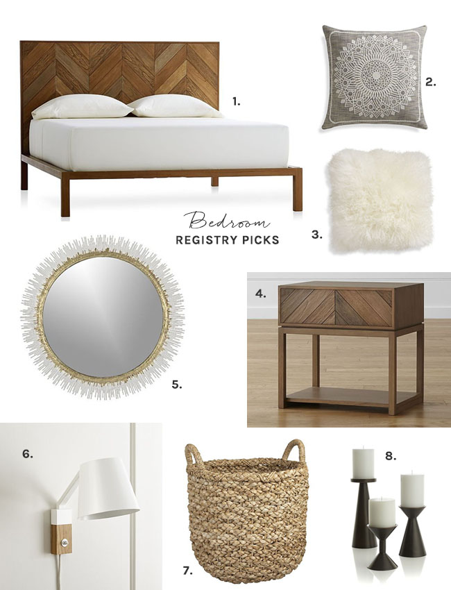 Design Your Dream Home With The Crate And Barrel Wedding