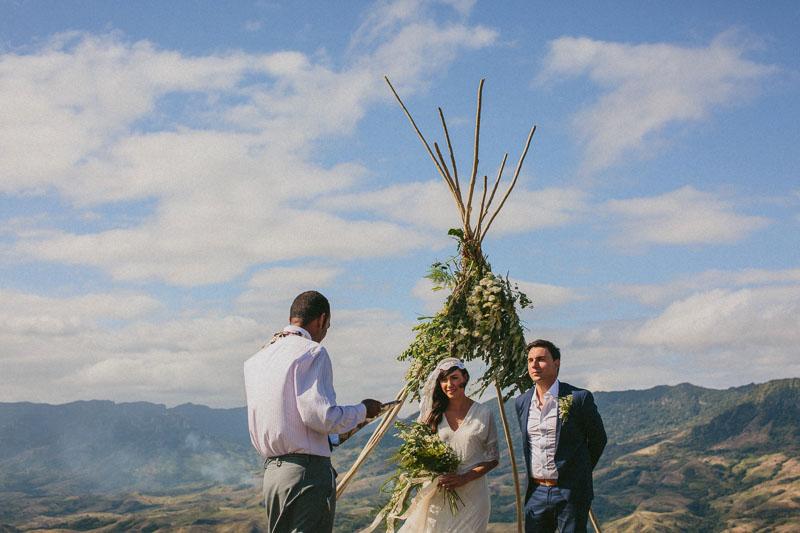 Fiji Highlands Elopement