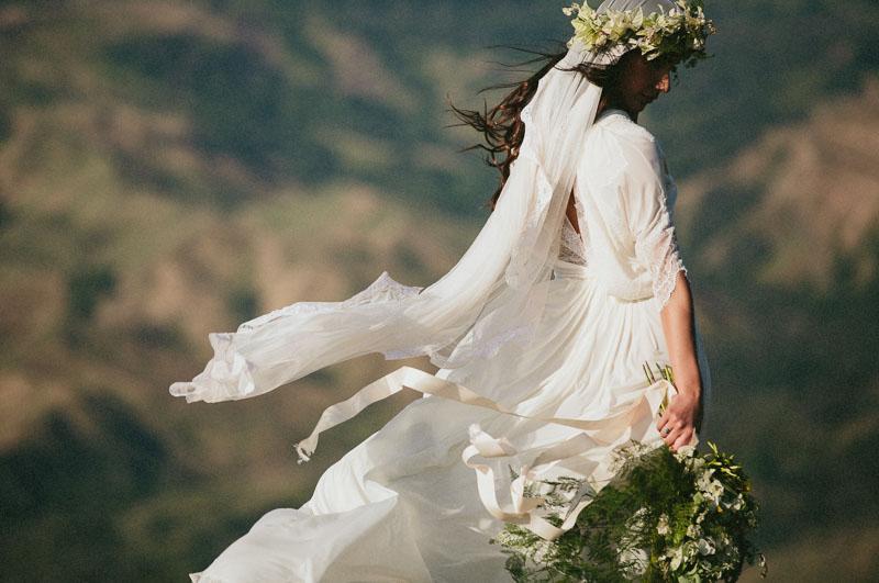 Chris Riley Bridal Dress
