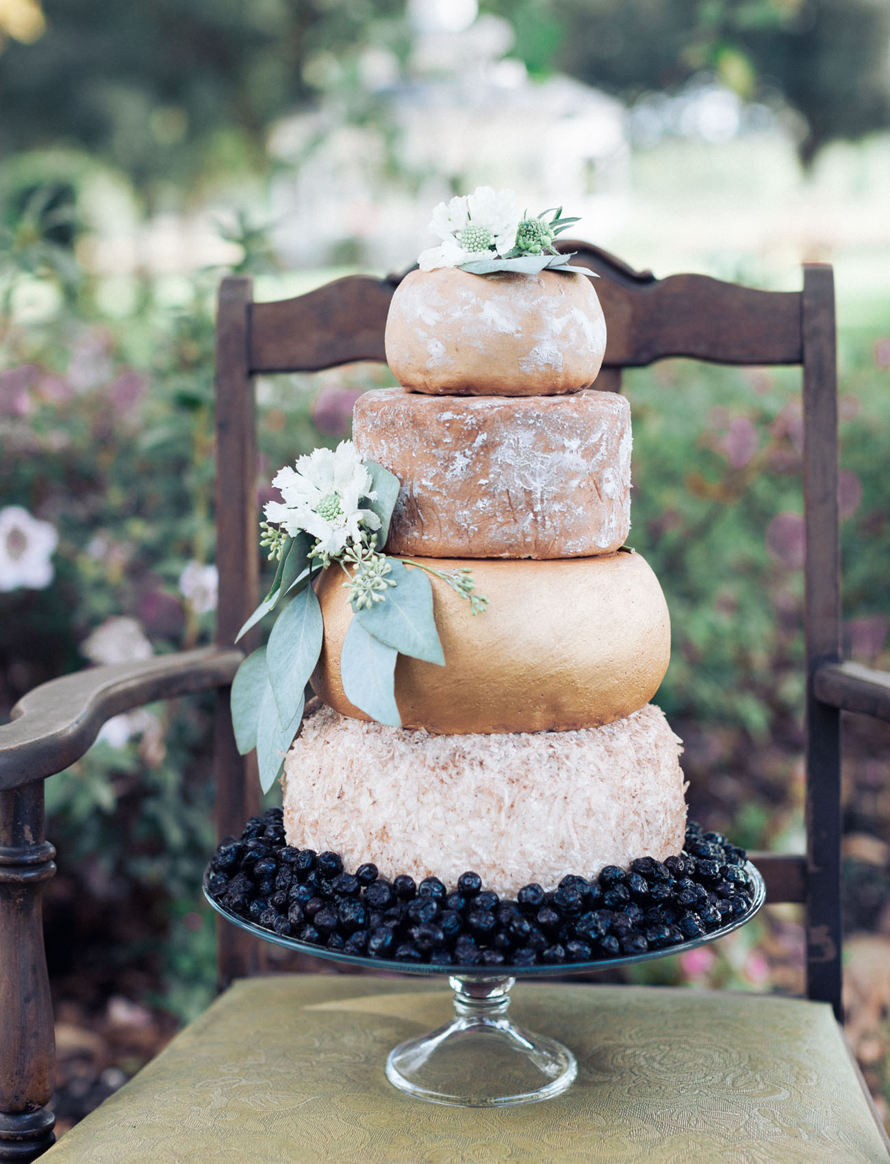 French Berry Farmhouse Vow Renewal Irene James