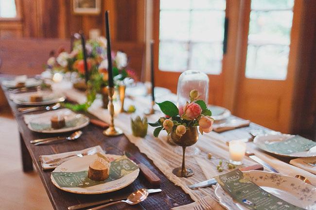Golden Age Wedding