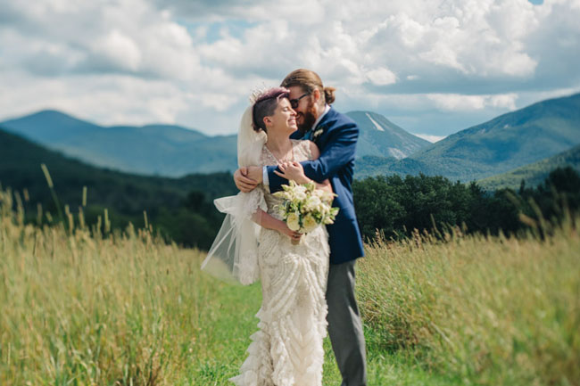 Creative Mountain Wedding In Lake Placid, New York