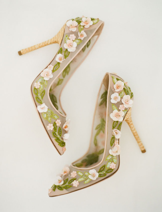 Inspired Wedding Lenka Lukas Green Wedding Shoes Weddings
