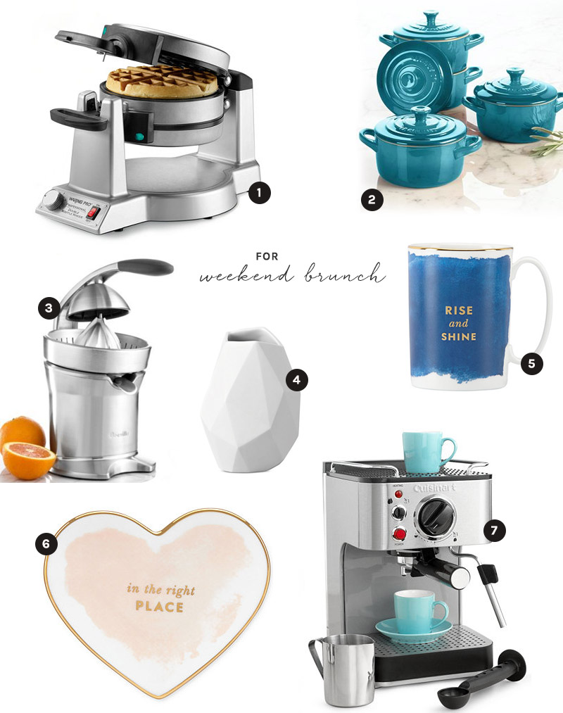 macys brunch registry picks