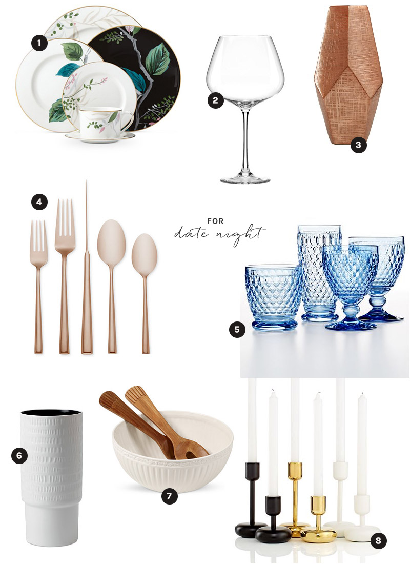 macy's registry picks for date night