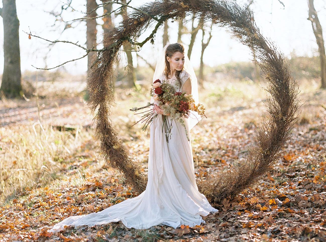 Elizabeth Dye Dress