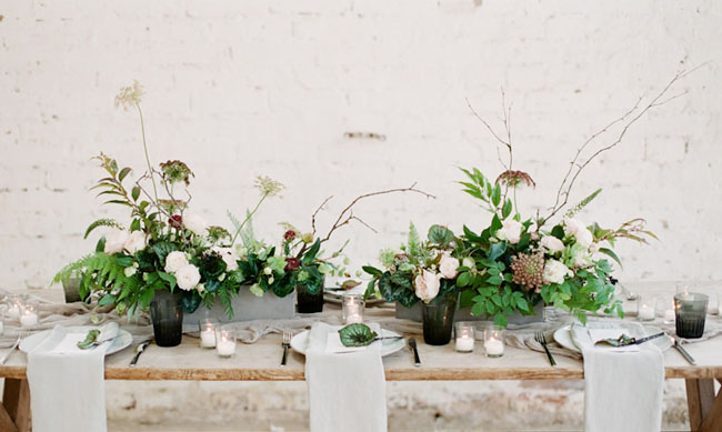 Organic Winter Wedding Inspiration