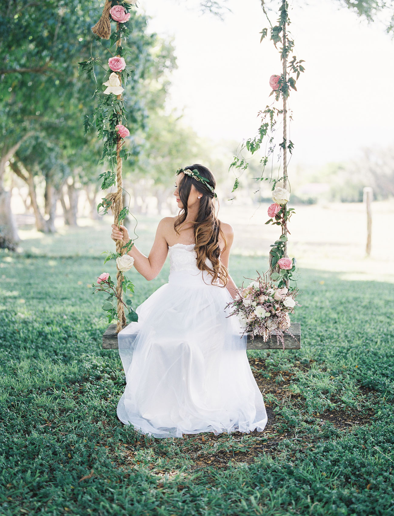 Hawaii Ranch Wedding