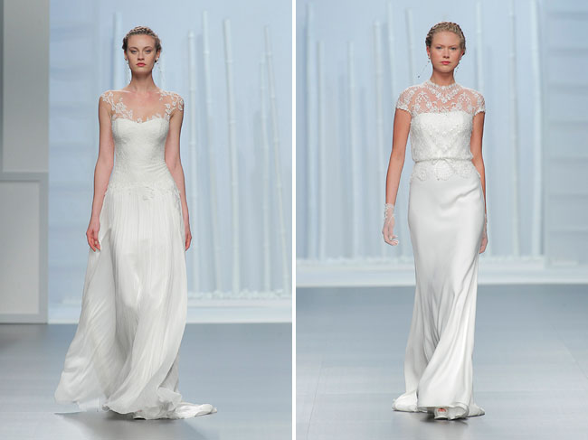 Contemporary Wedding Dresses 34 Spectacular Rosa Clara Collection
