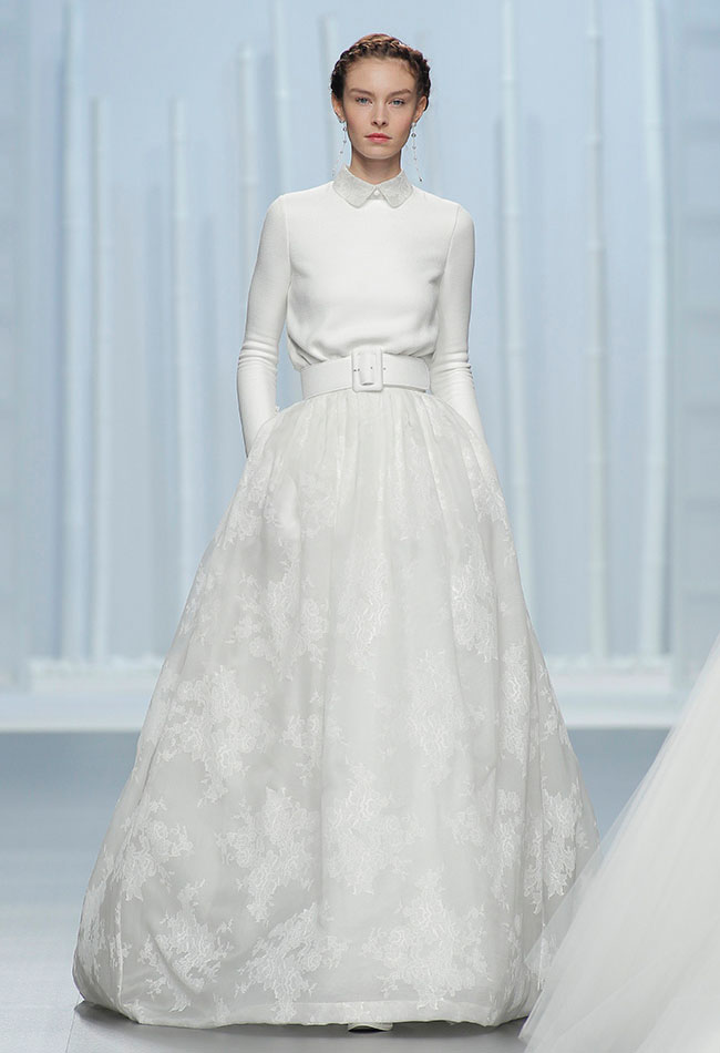 Contemporary Wedding Dresses 13 Awesome Rosa Clara Collection