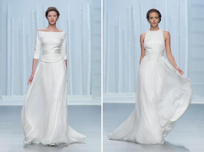 Contemporary Wedding Dresses 33 Stunning Rosa Clara Collection