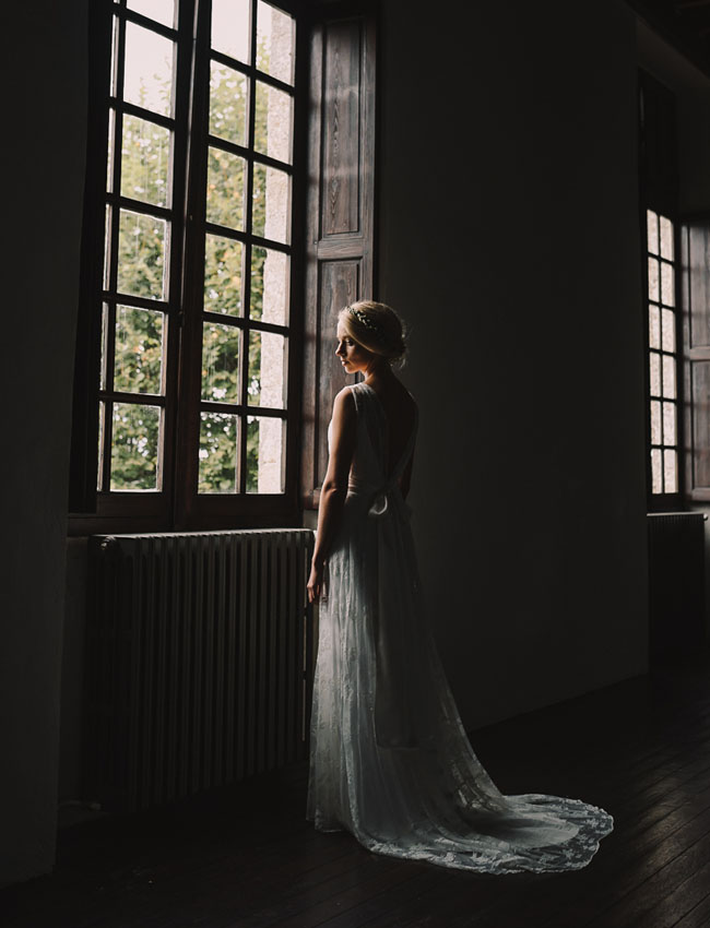 Rustic France Wedding
