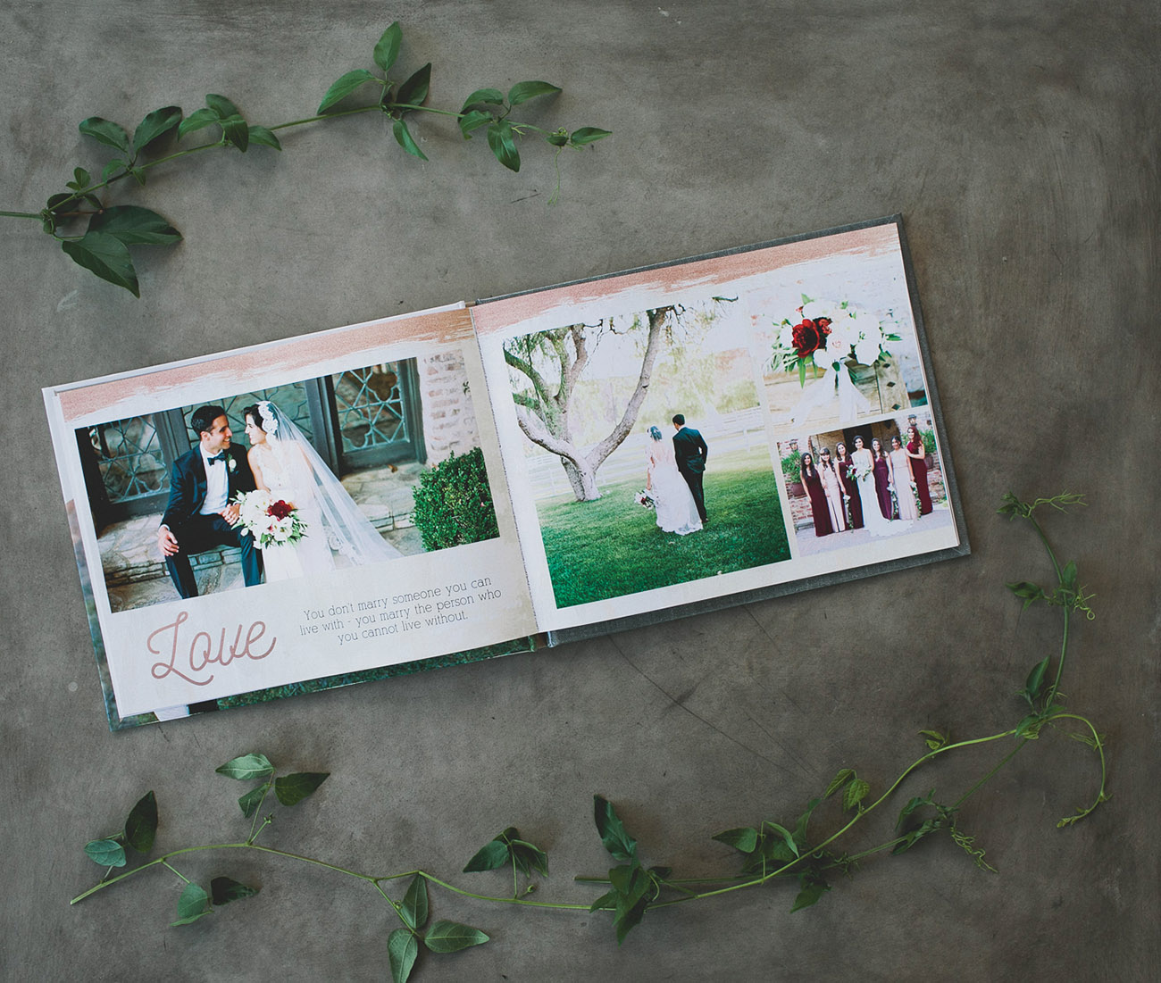 Designing Wedding Albums: Create Your Wedding Album + Cards With Mixbook