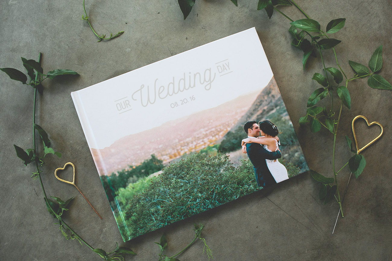 Create Your Wedding Album + Cards with Mixbook