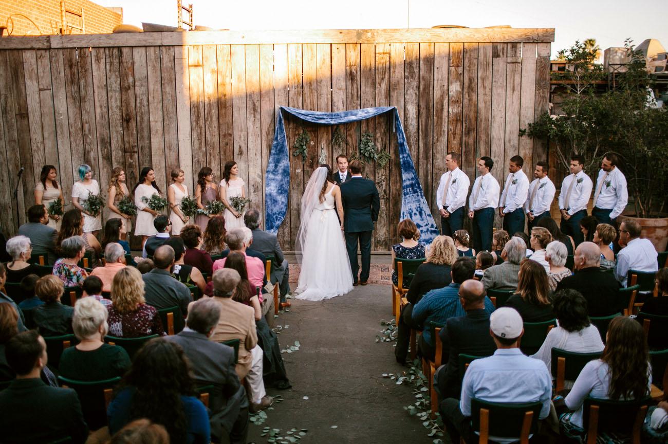 a840fd91ca6 Eclectic California Wedding at Big Daddy s Antiques  Alisha + ...