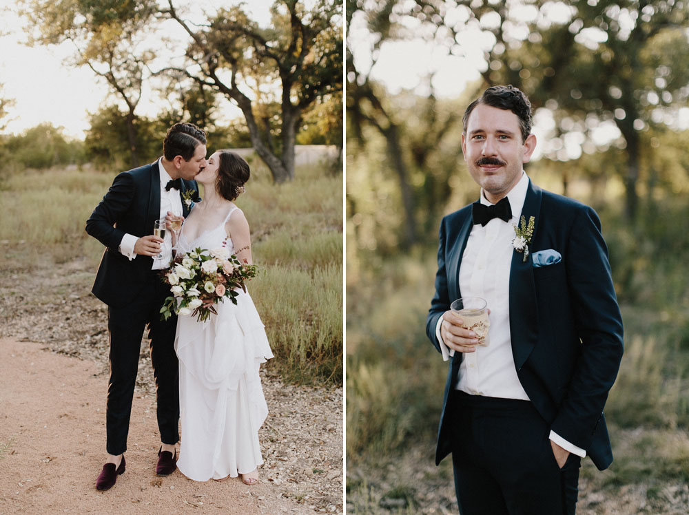 Austin Hill Country Wedding
