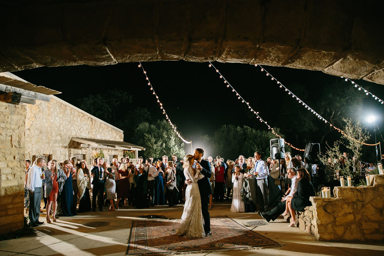 Boho Winery Wedding