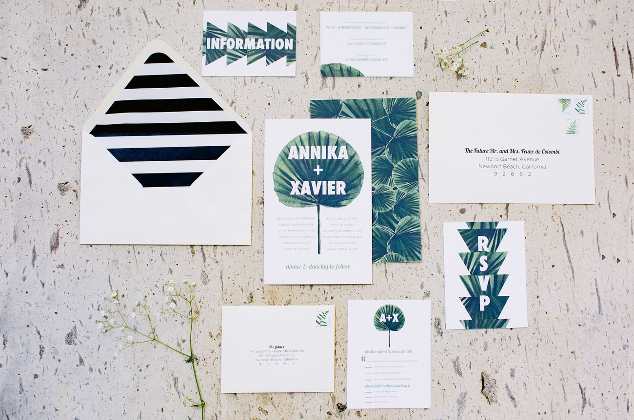 palm invitation