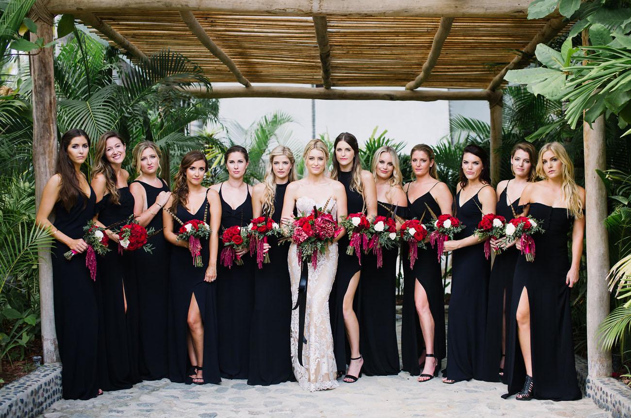 Chic Sayulita Mexico Wedding