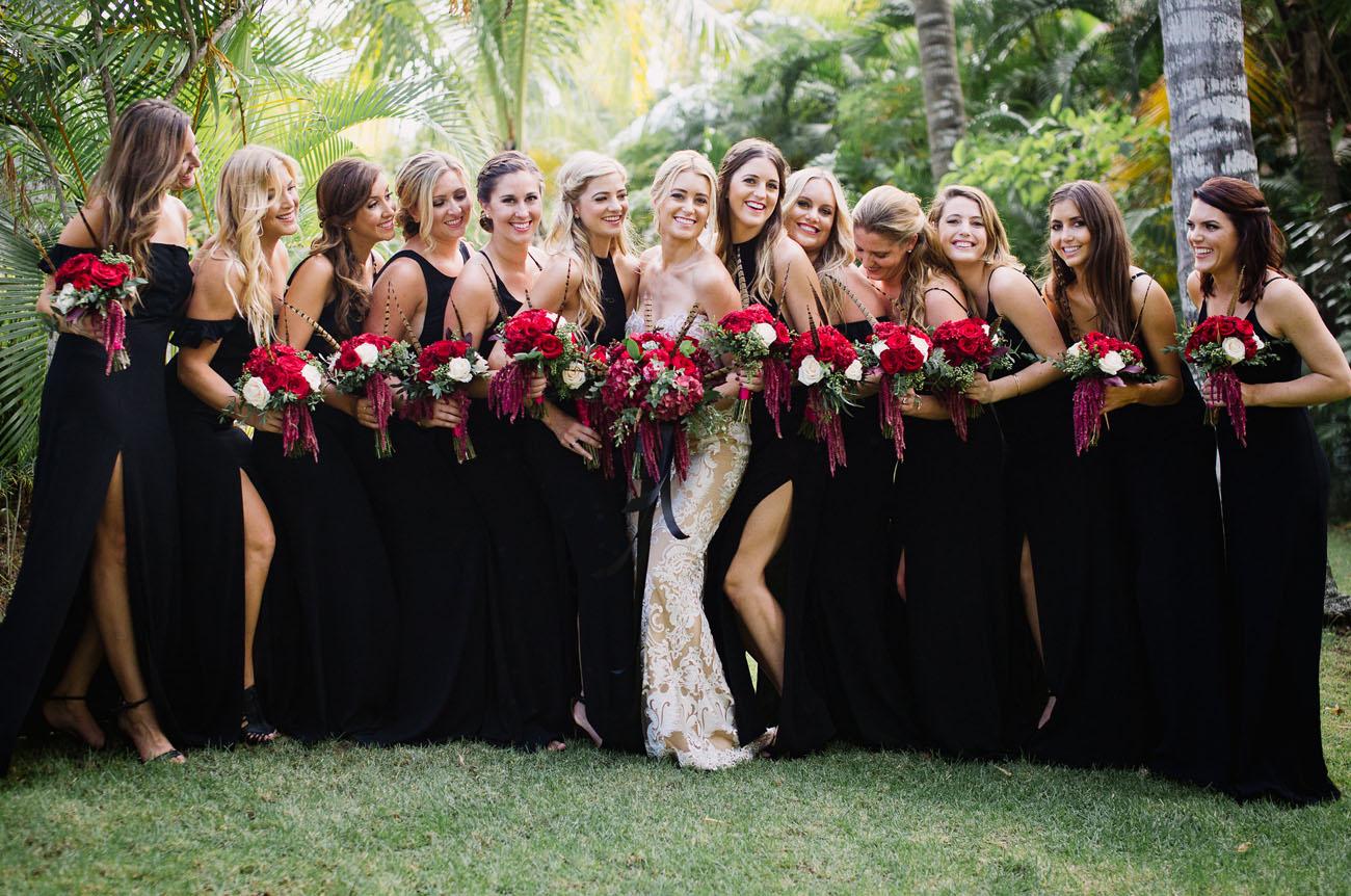 Mexican Wedding Bridesmaid Dresses | Wedding Gallery
