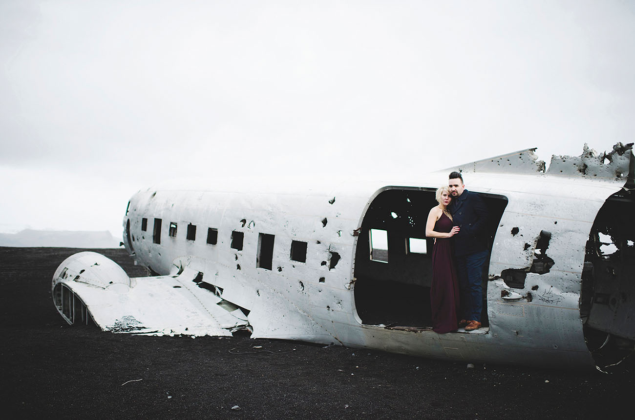 Surprise Iceland Proposal