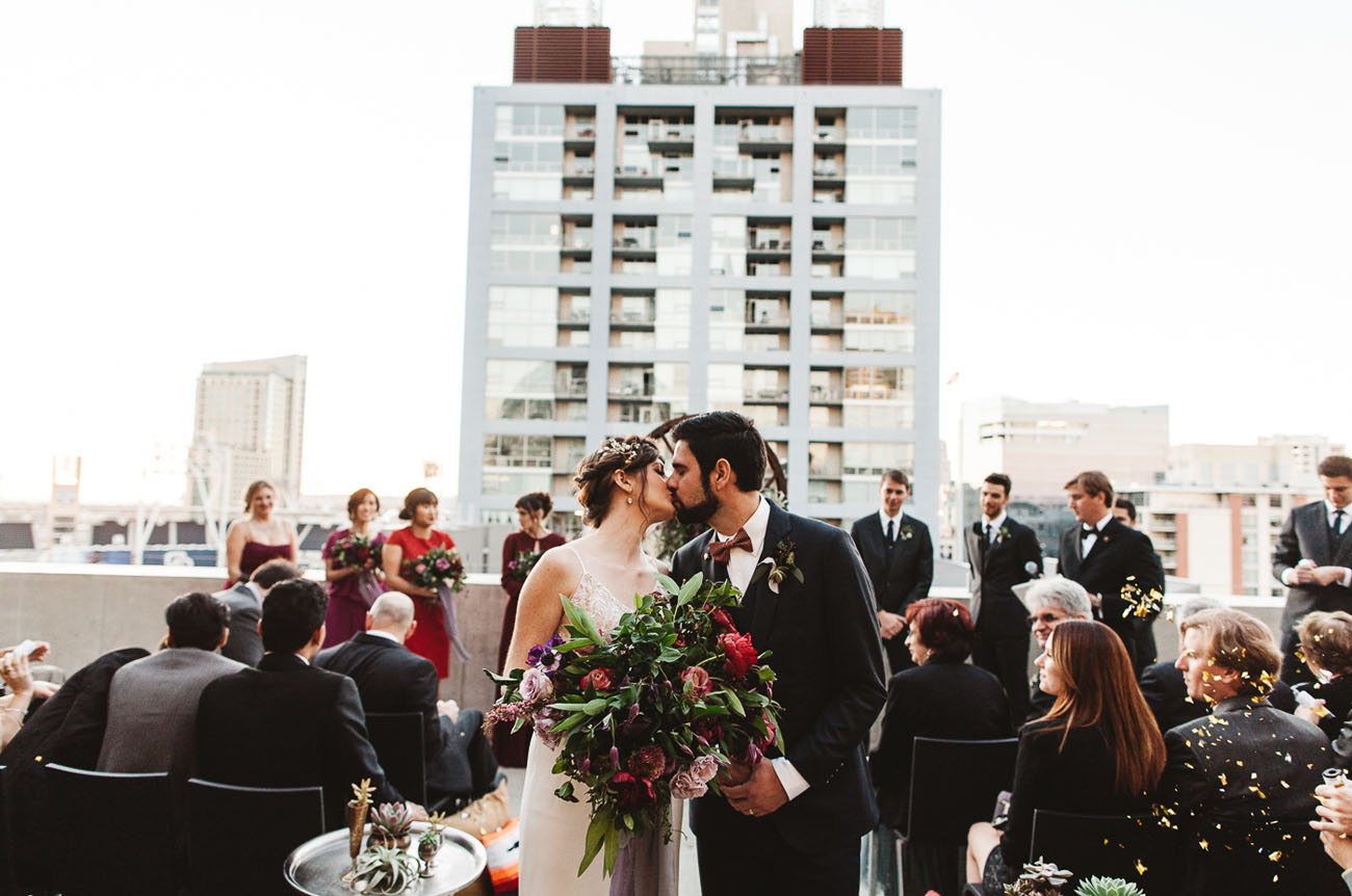 Industrial Gem Wedding