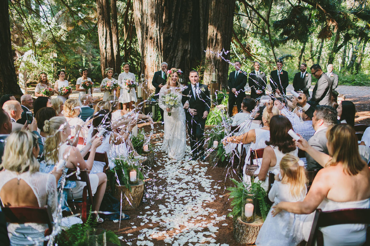 A Midsummer Nights Dream Inspired Wedding Alicia Kirk