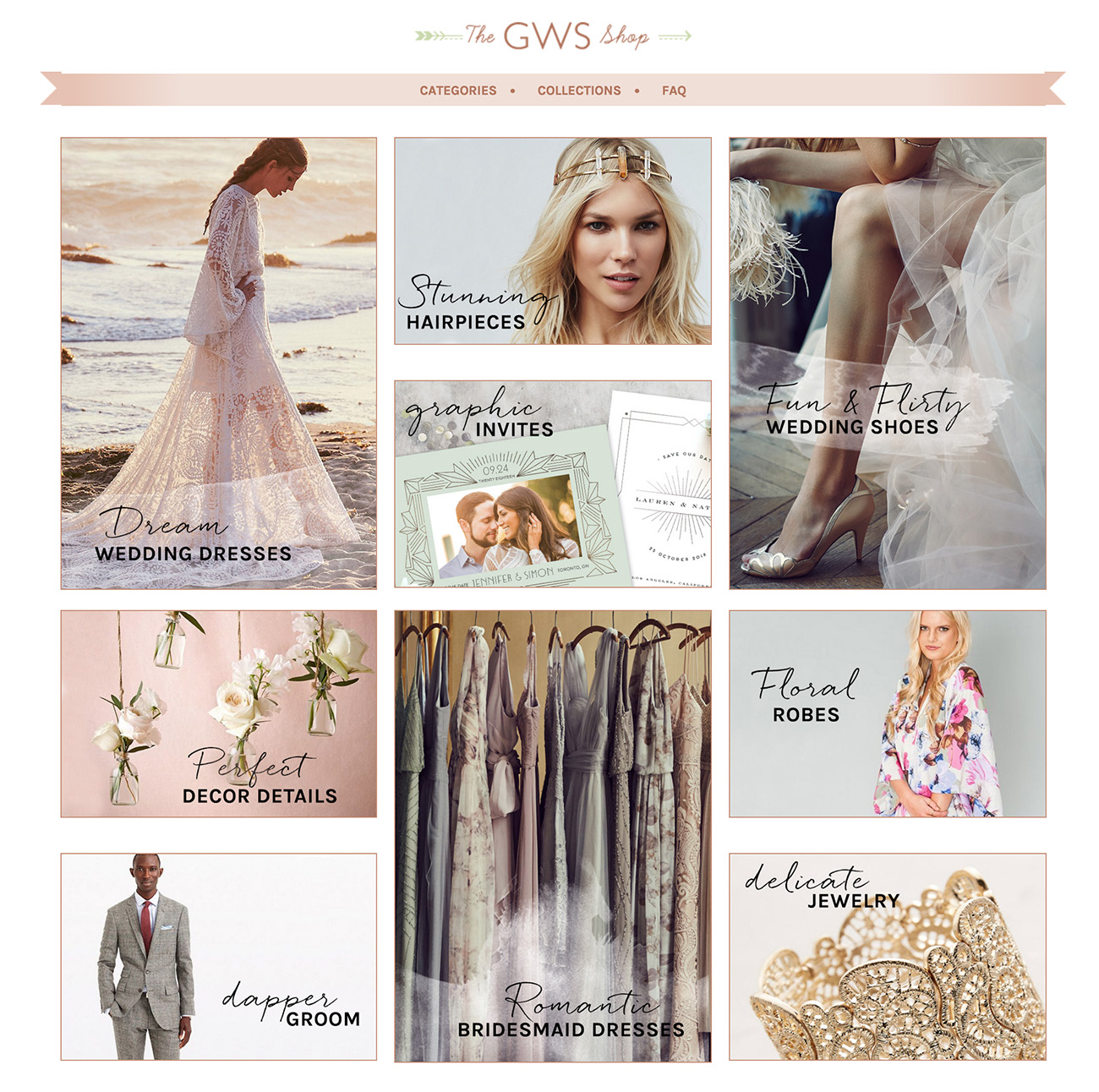 The GWS Shop