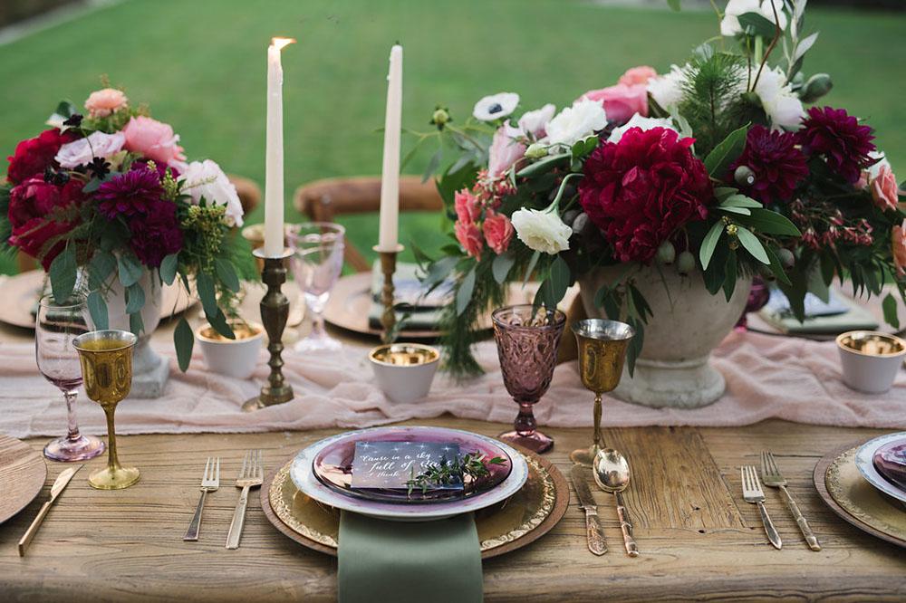 Romantic Stars Wedding