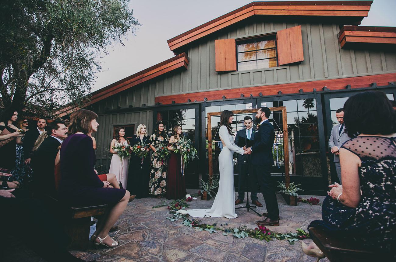 Sparrows Lodge Wedding