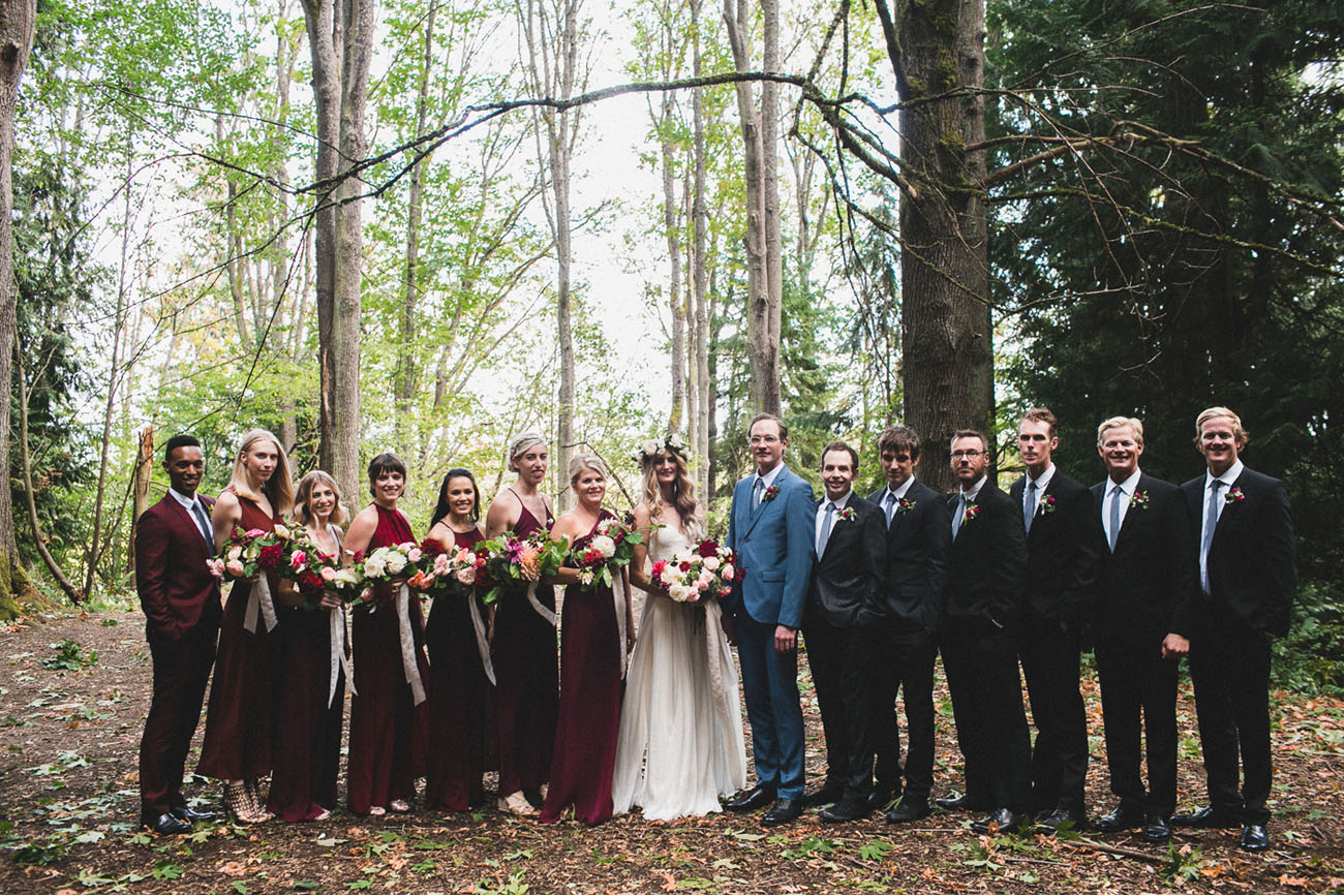 Westland Distillery Wedding