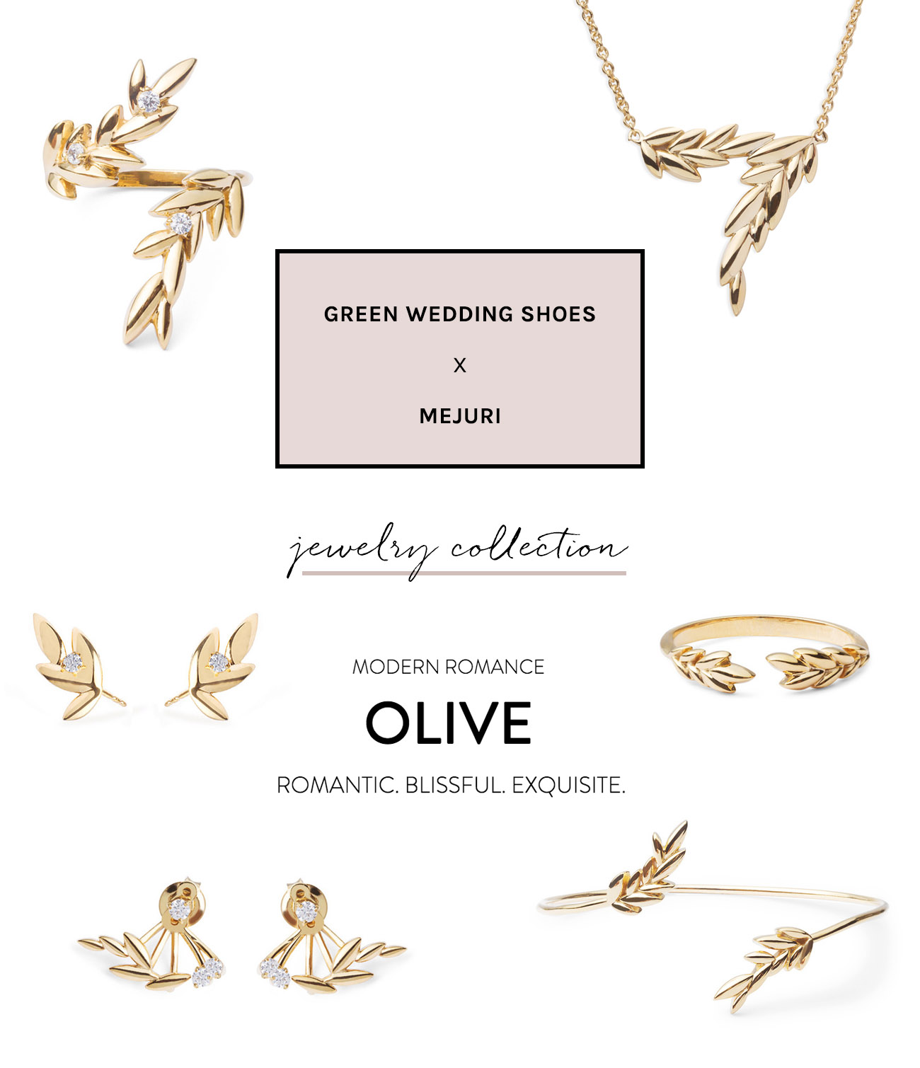 GWSxMejuri Jewelry Collection